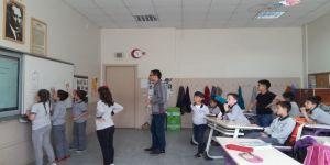 İzmit Belediyesi'nde çevre eğitimleri sürüyor