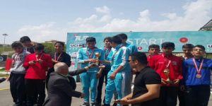 Ahlatlı sporcu Türkiye 9'uncusu oldu