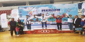 İşitme Engelliler Türkiye Şampiyonası'na Kayseri Damgası