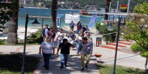 Tataristanlı Özel Yetenekli Çocuklar Marmaris'te