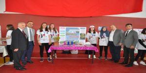 Fatsa'da Tübitak 4006 Bilim Fuarı