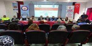 Eskişehir İl Emniyet Müdürlüğü'nün Huzur Toplantıları