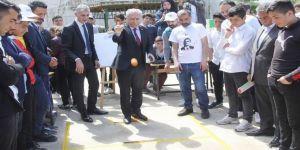 Sason'da 4006 Tübitak Bilim Fuarı Açıldı