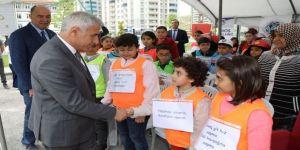 Battalgazi'de Trafik Haftası Kutlandı