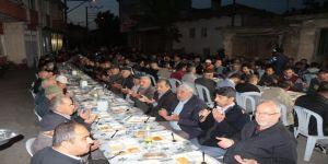 Bigadiç Belediyesinden 1000 kişilik iftar