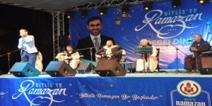 Bitlis'te Ramazan Etkinliği