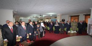 Bayburt'ta 2 Şehit Ailesine Devlet Övünç Madalyası Ve Beratı Verildi