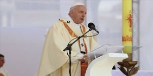 Papa Franciscus, Kuzey Makedonya'da