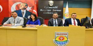 """Başkan Bozdağan: """"Tarsus Halkı, Yönetime Ortak Olacak"""""""
