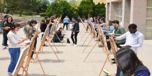 Esogü'de 'Ritim Çalıştayı' Düzenlendi