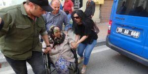 """Tekerlekli Sandalyede Dilenirken Yakalanan Dilenci: """"Bugünlük İdare Edin Beni"""""""
