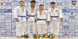 Kağıtsporlu Judocular Romanya'da Destan Yazdı