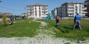 Beyşehir Belediyesi İlçeyi Yaz Dönemine Hazırlıyor