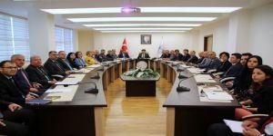 Genişletilmiş Üniversite Yönetim Toplantısı Yapıldı