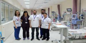 Çomü Hastanesinde Çocuk Yoğun Bakım Ünitesi Hizmet Vermeye Başladı