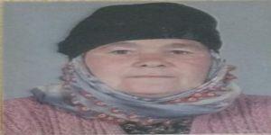 Uşak'ta Kayıp Kadının Cesedi Bulundu