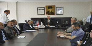 Şuhut Belediyesi Meclis Toplantısı