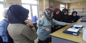 Tarsuslu Öğrenciler Karaduvar Atıksu Arıtma Tesisini Gezdi