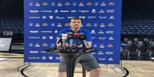 """Ergin Ataman: """"Koleksiyonumdaki Tek Eksik Euroleague Kupası"""""""