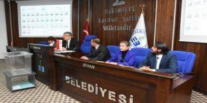 Edremit Belediyesi Mayıs Ayı Toplantısı Yapıldı
