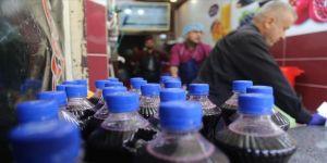 Irak'ta ramazanın vazgeçilmezi şerbetler