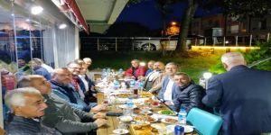 Bandırmaspor'dan iftar yemeği