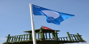 Kuşadası'na 21 mavi bayrak