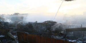 Yangın 3 saat sonra kontrol altına alındı