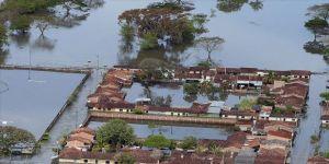 Şiddetli yağışlar nedeniyle acil durum ilan edildi