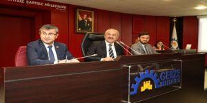 Gebze Belediyesi Meclisinde İkinci Oturum Yapıldı