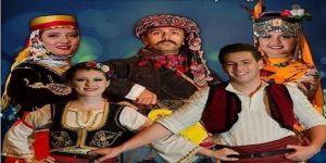 Ege Üniversitesinde Türk Halk Dansları Rüzgârı