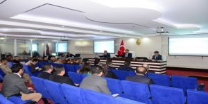 Vali Mustafa Masatlı Başkanlığında Tarım Ve Hayvancılık Değerlendirme Toplantısı Düzenlendi