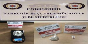 Eskişehir'de Uyuşturucu Operasyonu, 4 Gözaltı