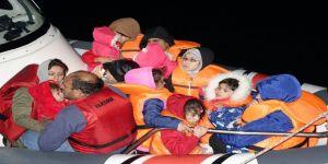 39 mülteci yakalandı