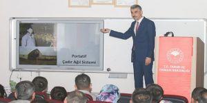 """Osmaniye'de """"Kırsal Dezavantajlı Alanlar Kalkınma Projesi"""" Tanıtıldı"""