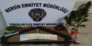 Mersin'de Aranan 258 Kişi Yakalandı