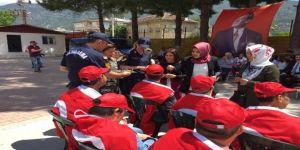 Jandarmadan Engelliler Haftasında Mutlu Eden Etkinlik