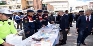 Karaman'da 'Karayolu Güvenliği Ve Trafik Haftası' Etkinlikleri