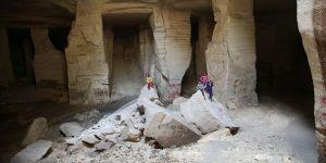 Bazda Mağaraları turizme kazandırılmayı bekliyor