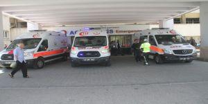 Tunceli'deki Terör Operasyonu, 3 Yaralı Elazığ'a Getirildi