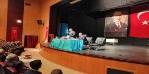 Kahta'da Köylere Hizmet Götürme Birliği Olağan Toplantısı Yapıldı