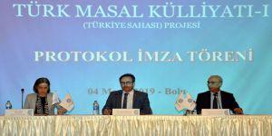 Türk Masal Külliyatı Çalıştayı Sona Erdi