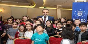 'Tekne Orucu' Tutan Çocuklara Erken İftar