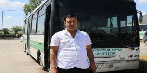 Yaşlı Adamı Otobüsten İndiren Şoföre Süresiz İşten Uzaklaştırma Cezası