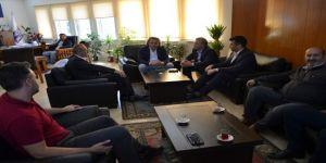 Başkan Atabay, Didim Turizm Derneği'nin Yeni Yönetimini Ağırladı
