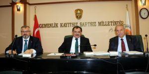 Büyükşehir Meclisi'nde Gündem Samsunspor
