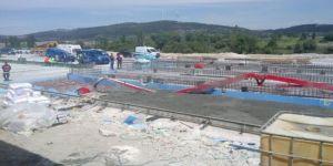 Soma'da İş Kazası: 1 Ölü