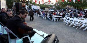 Beykoz'da 5 Bin Kişi İftar Sofrasında Buluştu