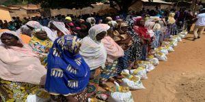İhh Ramazanda Togo'da 500 Aileye Yardımları Ulaştırdı