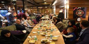 İnegöl'de Şehit Ve Gazi Aileleri İftarda Buluştu